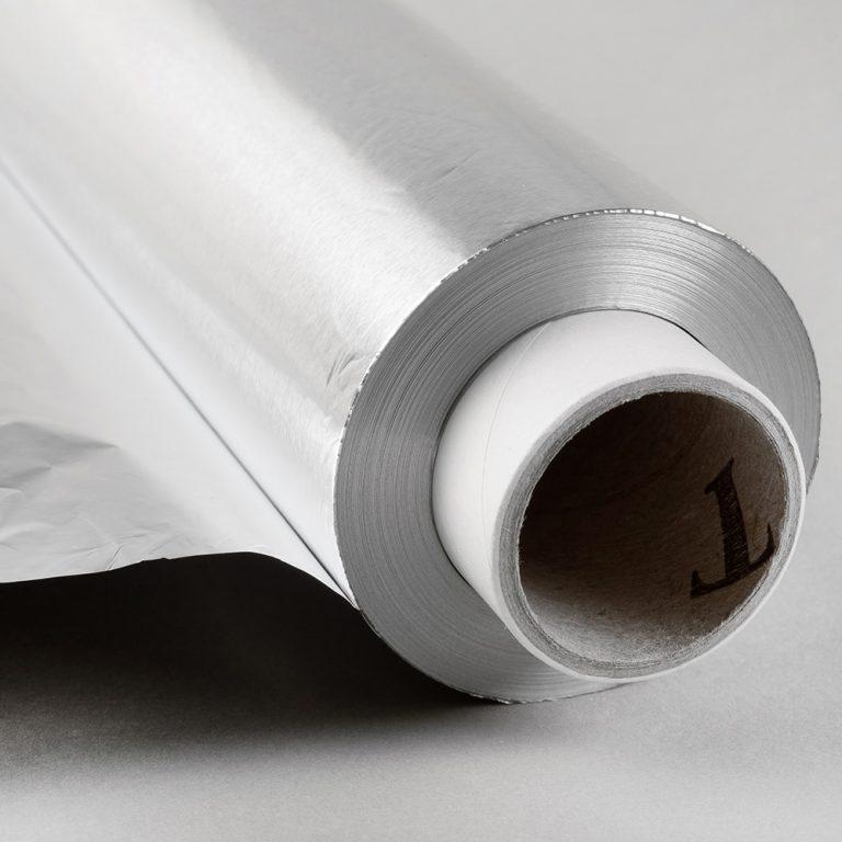 Rotolo di alluminio in grado di garantire un isolamento ideale per i prodotti