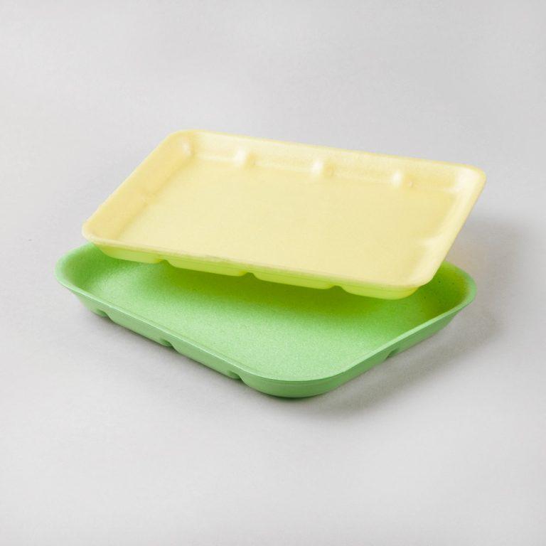 Vaschette in polistirolo, leggere e pratice per trasportare i prodotti freschi