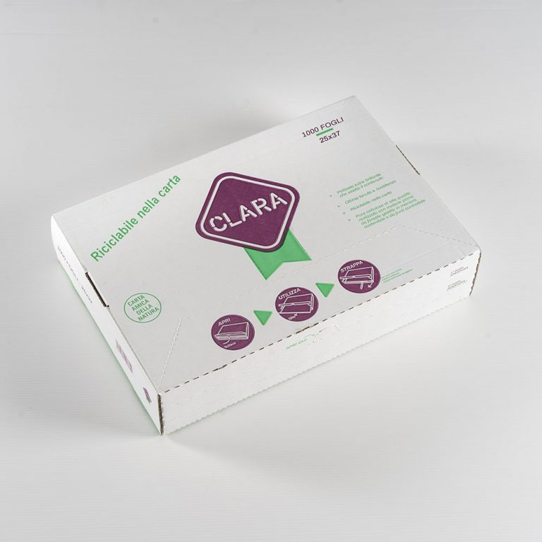 Carta Clara Packaging