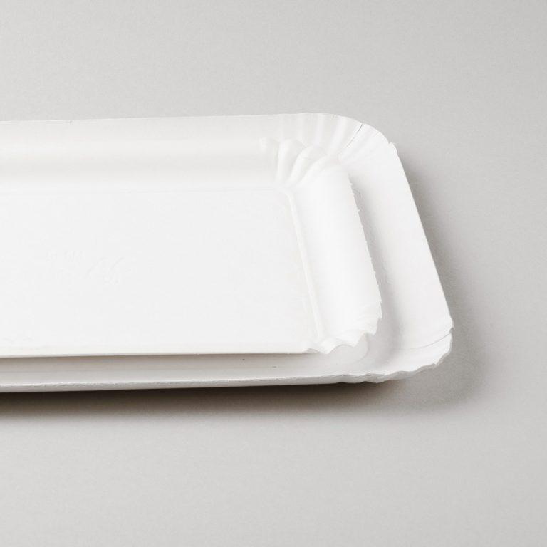 Vassoio in pura cellulosa, ideale per contenere e trasportare tutti i prodotti preferiti